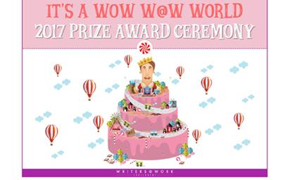 wMy First W@W Prize Award Ceremony