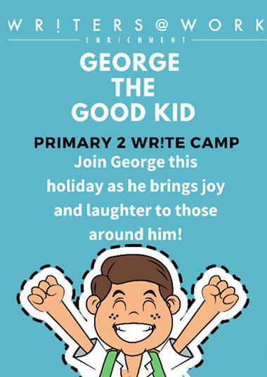 CEORGE THE GOOD KID