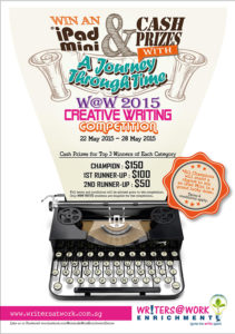 2015 W@W Writing Competition
