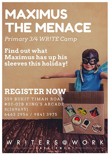 MAXIMUS THE MENACE