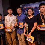 2016 Avengers Of W@W Writing Competition