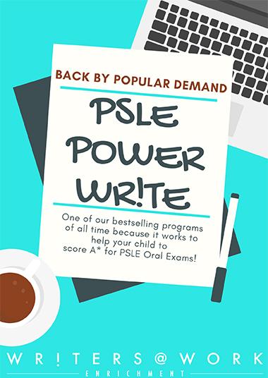 PLSE POWER WRITE