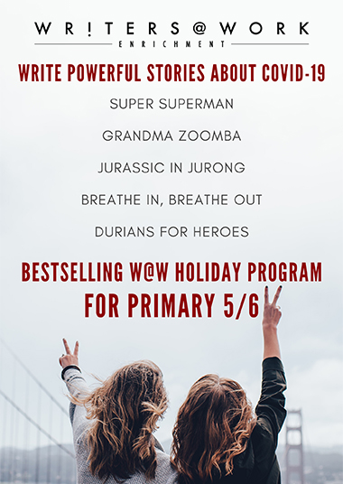 WRITE POWERFUL STORIES ABOUT